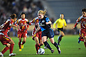 Kim Little (Arsenal), NOVEMBER 30, 2011 - Football / Soccer : TOYOTA Vitz Cup during Frendiy Women's Football match INAC Kobe Leonessa 1-1 Arsenal Ladies FC at National Stadium in Tokyo, Japan. (Photo by Jun Tsukida/AFLO SPORT) [0003]