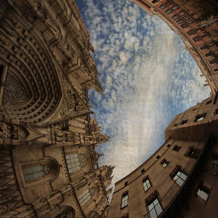 Barcelona, Catedral Barcelona