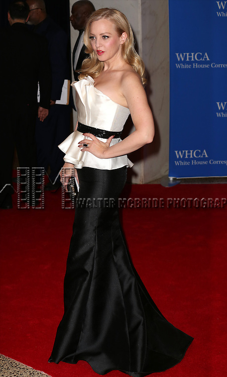 Wendi McLendon-Covey attends the 100th Annual White House Correspondents' Association Dinner at the Washington Hilton on May 3, 2014 in Washington, D.C.
