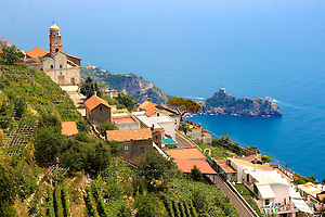 Picture of The Amalfi Coast Italy