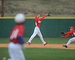 Lafayette Middle School's Corey Taylor  vs. Marshall County in Oxford, Miss. on Thursday, February 28, 2013.