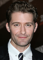 LOS ANGELES, CA, USA - NOVEMBER 09: Matthew Morrison arrives at the 8th Annual Hamilton Behind The Camera Awards held at The Wilshire Ebell Theatre on November 9, 2014 in Los Angeles, California, United States. (Photo by Xavier Collin/Celebrity Monitor)