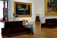 Galleria Nazionale di Arte Moderna di Roma. The National Gallery of Modern and Contemporary Art