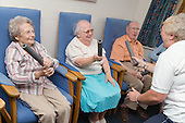 Group of Older People in a keep fit class. MR