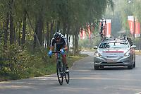"""Michael Barry, Team Sky - #17 -52"""" -- 2011 Tour of Beijing ITT"""