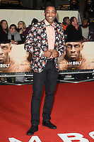 LONDON, UK. November 28, 2016: Darren Campbell at the &quot;I Am Bolt&quot; World Premiere at the Odeon Leicester Square, London.<br /> Picture: Steve Vas/Featureflash/SilverHub 0208 004 5359/ 07711 972644 Editors@silverhubmedia.com