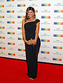 Cindy Millican Frey, wife of Eagles co-founder, the late Glenn Frey, arrives for the formal Artist's Dinner honoring the recipients of the 39th Annual Kennedy Center Honors hosted by United States Secretary of State John F. Kerry at the U.S. Department of State in Washington, D.C. on Saturday, December 3, 2016. The 2016 honorees are: Argentine pianist Martha Argerich; rock band the Eagles; screen and stage actor Al Pacino; gospel and blues singer Mavis Staples; and musician James Taylor.<br /> Credit: Ron Sachs / Pool via CNP