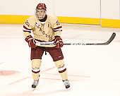 Paul Carey (BC - 22) - The Boston College Eagles defeated the Air Force Academy Falcons 2-0 in their NCAA Northeast Regional semi-final matchup on Saturday, March 24, 2012, at the DCU Center in Worcester, Massachusetts.