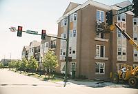 1999 August 04..Redevelopment.Downtown West (A-1-6)..HERITAGE AT FREEMASON.PROGRESS.COLLINS REDEVELOPMENT...NEG#.NRHA#..
