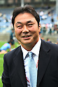 Katsuyuki Kiyomiya Head Coach (YAMAHA), November 5, 2011 - Rugby : Japan Rugby Top League 2011-2012, 2nd Sec match between Ricoh Black Rams 17-45 YAMAHA Jubilo at Chichibunomiya Rugby Stadium, Tokyo, Japan. (Photo by Daiju Kitamura/AFLO SPORT) [1045]