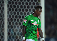 FUSSBALL   1. BUNDESLIGA    SAISON 2012/2013    17. Spieltag   SV Werder Bremen - 1. FC Nuernberg                     16.12.2012 Eljero Elia (SV Werder Bremen) enttaeuscht