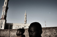 Wau, South Sudan. 17 March 2011...The mosque of Wau, the second largest city of Southern Sudan..