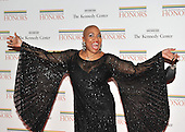 Washington, DC - December 5, 2009 -- Dee Dee Bridgewater arrives for the formal Artist's Dinner at the United States Department of State in Washington, D.C. on Saturday, December 5, 2009..Credit: Ron Sachs / CNP.(RESTRICTION: NO New York or New Jersey Newspapers or newspapers within a 75 mile radius of New York City)