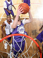 The 2008 NBPA Top 100 Camp held in Charlottesville, VA.