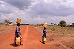 Access to clean water and new roads are two important components of U.S. AID and Winrock International's $500 million NUDEIL construction projects in Northern Uganda.  The impoverished region, now peaceful, is recovering from a long, brutal insurgency by Joseph Kony's Lord's Resistance Army.