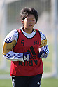 Arisa Matsubara (JPN), ..FEBRUARY 12, 2012 - Football / Soccer : Nadeshiko Japan team training Wakayama camp at Kamitonda Sports Center in Wakayama, Japan. (Photo by Akihiro Sugimoto/AFLO SPORT) [1080]