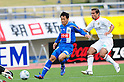 Ryo Kobayashi (Montedio), Leandro Domingues (Reysol),MAY 3, 2011 - Football :2011 J.League Division 1 match between Montedio Yamagata 2-1 Kashiwa Reysol at NDsoft Stadium Yamagata in Yamagata, Japan. (Photo by AFLO)