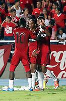 America V.S Bogota FC 17-02-2014