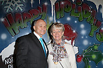 NYPD Commissioner Ray Kelly and Veronica Kelly   Attend The POLICE ATHLETIC LEAGUE AND CITYSIGHTS NY TEAM UP FOR ANNUAL HOLIDAY PARTY AND TOY DRIVE At The Police Athletic League, Harlem NY  12/15/12