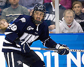 Phil DeSimone (UNH - 39) - The University of New Hampshire Wildcats defeated the Miami University RedHawks 3-1 (EN) in their NCAA Northeast Regional Semi-Final on Saturday, March 26, 2011, at Verizon Wireless Arena in Manchester, New Hampshire.
