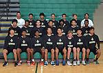9-29-16, Huron High School boy's varsity tennis team