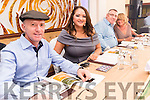 Judges at the John Mitchel's Strictly Come Dancing at the Ballygarry House Hotel on Sunday night were Michael Healy Rae, Jackie O'Mahony, Tim Landers and Anne Gibson.