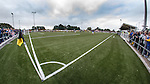Galabank Stadium in Annan with 2500 spectators in place