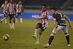 Barranquilla- Atlético Junior e Independiente Santa Fe empataron sin goles el partido correspondiente a la primera ronda de semifinales, desarrollado el 22 de octubre en el estadio Metropolitano.