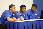 UK Basketball 2012: Announcement