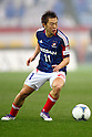 Manabu Saito (F Marinos), .March 17, 2012 - Football / Soccer : .2012 J.LEAGUE Division 1, 2nd Sec .match between Yokohama F Marinos 0-2 Vegalta Sendai .at NISSAN Stadium, Kanagawa, Japan. .(Photo by Daiju Kitamura/AFLO SPORT) [1045]