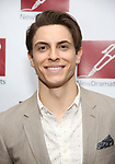 Derek Klena attends The New Dramatists' 68th Annual Spring Luncheon at the Marriott Marquis on May 16, 2017 in New York City.