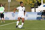 04 November 2009: Florida State's Ines Jaurena (FRA). The Florida State University Seminoles defeated the Duke University Blue Devils 2-0 at Koka Booth Stadium in WakeMed Soccer Park in Cary, North Carolina in an Atlantic Coast Conference Women's Soccer Tournament Quarterfinal game.