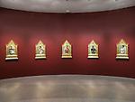 Kehinde Wiley: A New Republic Installation Views