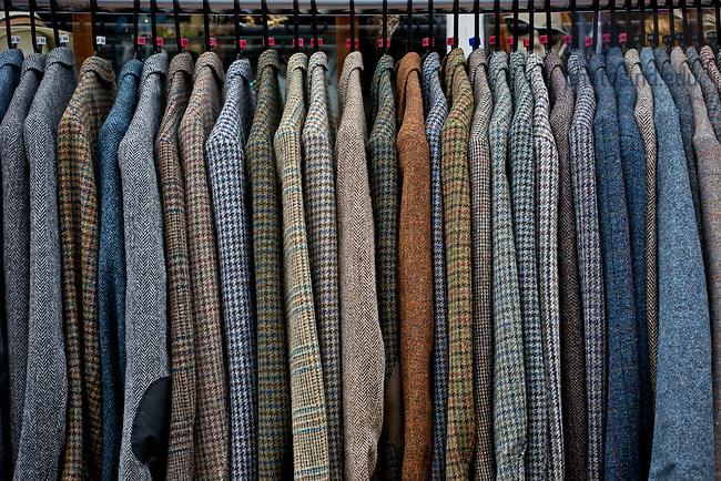 ... : Jackets for sale..Photo by Matt Cashore/University of Notre Dame