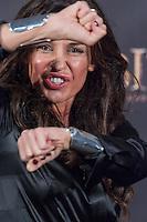 Blanca Marsillach at The Hobbit premiere in Madrid