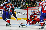 25 January 2009: Eastern Conference All-Star goaltender Carey Price in action against the Western Conference All-Stars during the 2009 NHL All-Star Game at the Bell Centre in Montreal, Quebec, Canada. The Eastern Conference defeated the Western Conference 12-11 in a shootout.. ***** Editorial Sales Only ***** Mandatory Photo Credit: Ed Wolfstein Photo