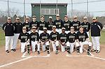 4-29-15, Huron High School varsity baseball team