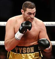 Tyson Fury Vs Zack Page