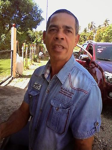Luis Leonardo, activista social