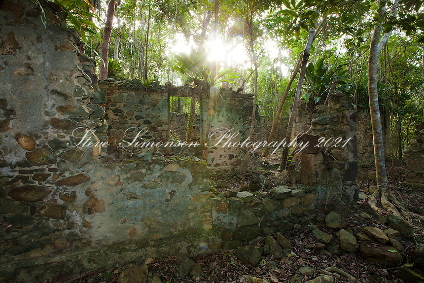L'Esperance Ruins and trail<br />