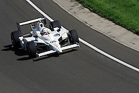 10-18 May 2008, Indianapolis, Indiana, USA. Graham Rahal's Honda/Dallara.©2008 F.Peirce Williams USA.