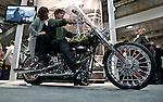 International motorcycle show in New York, United States. 18/12/2013. Photo by Kena Betancur/VIEWpress.