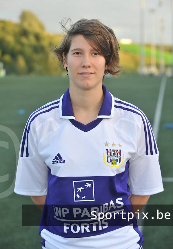 RSC Anderlecht Dames : Lien Kesteloot.foto DAVID CATRY / VROUWENTEAM.BE
