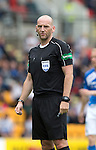 St Johnstone v Falkirk&hellip;23.07.16  McDiarmid Park, Perth. Betfred Cup<br />Referee Bobby Madden<br />Picture by Graeme Hart.<br />Copyright Perthshire Picture Agency<br />Tel: 01738 623350  Mobile: 07990 594431