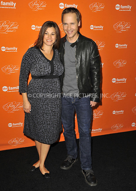 WWW.ACEPIXS.COM....October 16 2012, LA....Chad Lowe arriving at ABC Family's 'Pretty Little Liars' Halloween Episode Premiere at Hollywood Forever on October 16, 2012 in Hollywood, California. ......By Line: Peter West/ACE Pictures......ACE Pictures, Inc...tel: 646 769 0430..Email: info@acepixs.com..www.acepixs.com