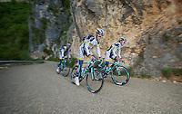 Vacansoleil-DCM Tour de France 2012 recon stage 10
