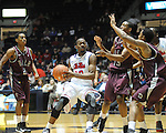 "Ole Miss' Ladarius White (10) vs. Arkansas Little Rock at the C.M. ""Tad"" Smith Coliseum in Oxford, Miss. on Friday, November 16, 2012. Ole Miss won 92-52."