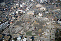 1997 February 11.Redevelopment..Macarthur Center.Downtown North (R-8)..LOOKING NORTH...NEG#.NRHA#..