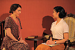 """Mount Holyoke College production of """"Fefu and Her Friends""""."""