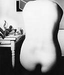Nude, St john's Wood, 1956